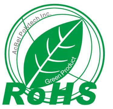 RoHS认证标志